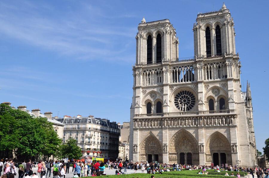 Notre Dame Cheap Paris
