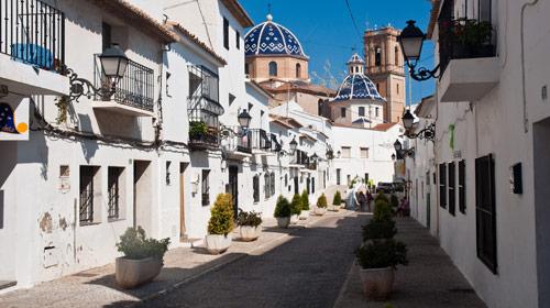 Old Town benidrom