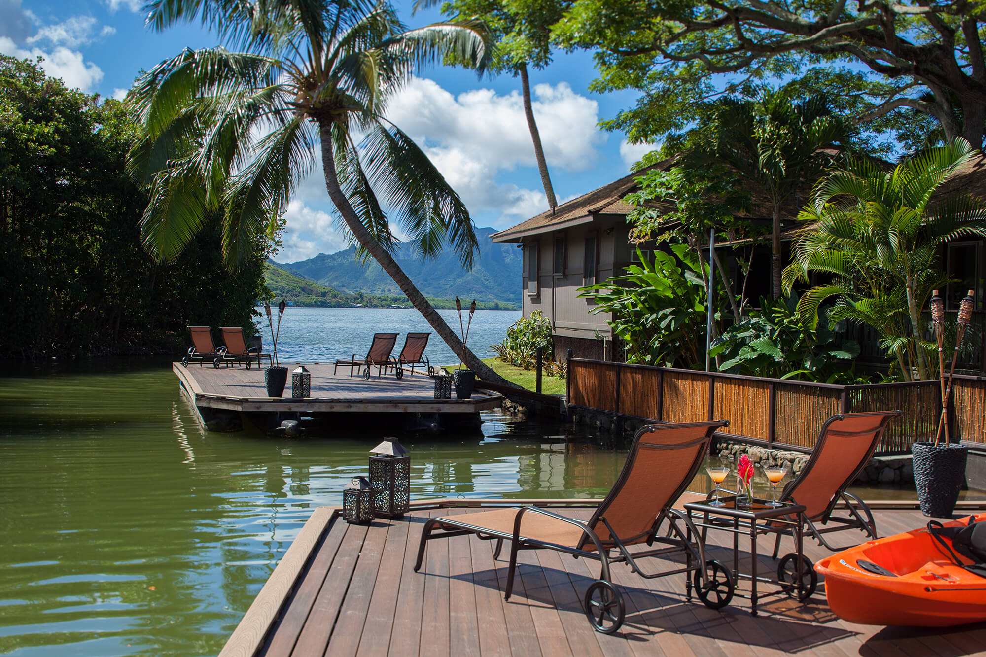 Where is the best place to stay in oahu for Cabins in oahu