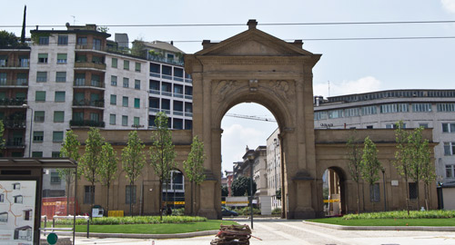 Porta Nuova Milan