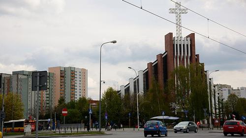 Praga Polnoc Warsaw