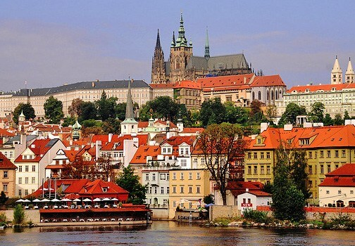 Best area to stay in Prague