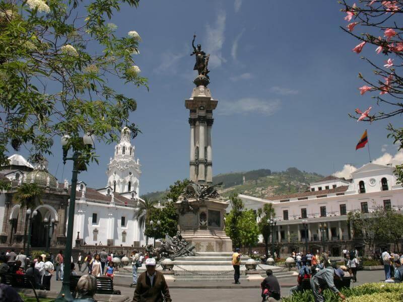 Dónde hospedarse en Quito