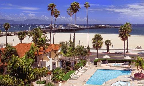beaches area Santa Barbara