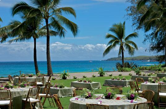 Ritz Carlton Hotel Maui