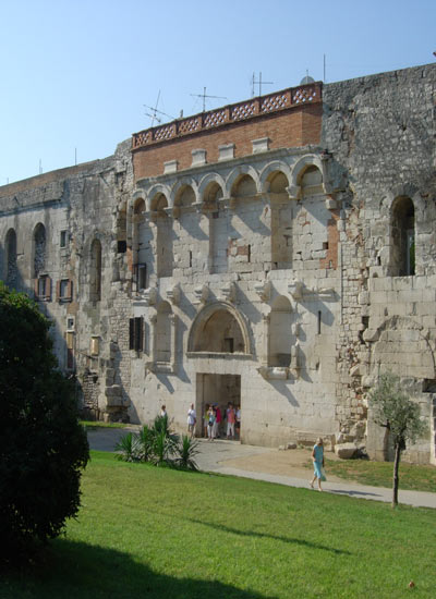 Riva and Diocletian Split