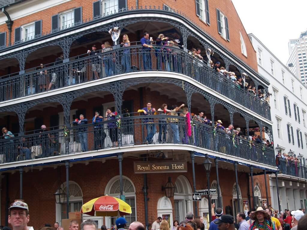 Best Hotels On Bourbon Street New Orleans