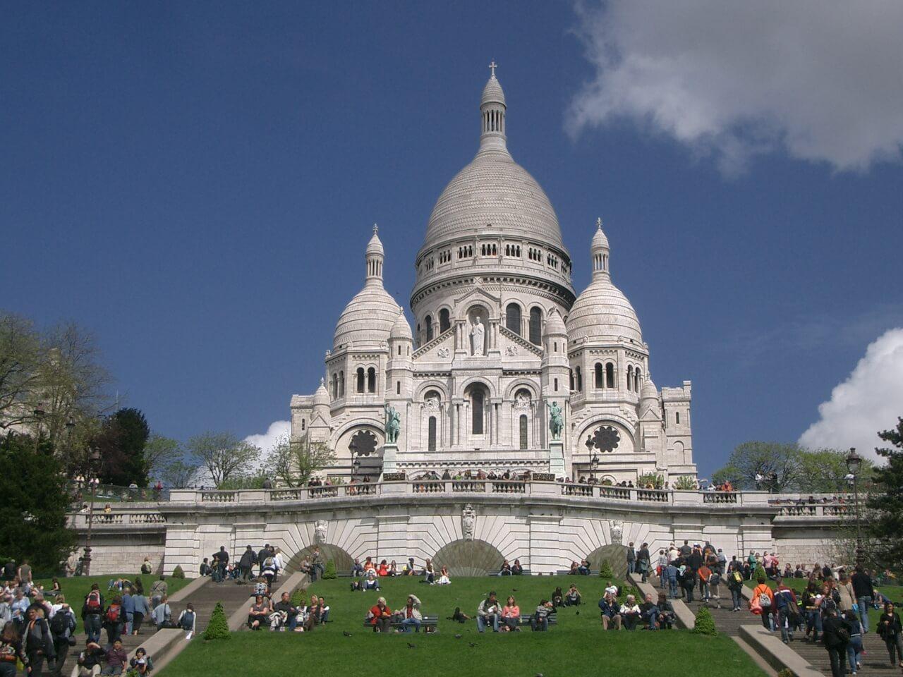 Sacre Coeur Cheap Paris