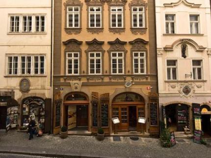 Santini Residence Hotel Prague