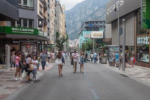 Shopping-Andorra