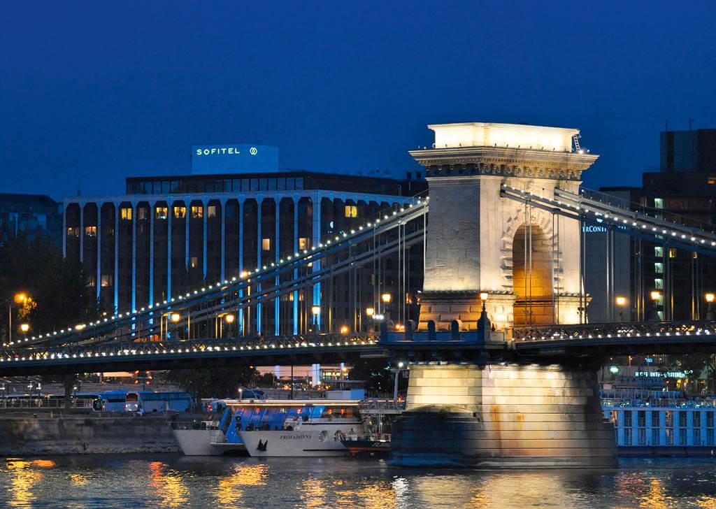 Sofitel Budapest Chain Bridge Budapest