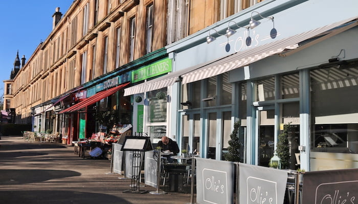 South Glasgow
