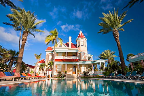 Best place to stay in Key West