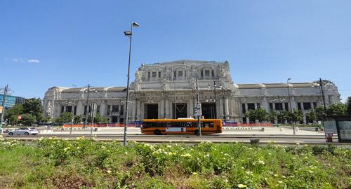 Stazione Centrale Area Milan