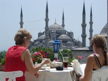 Best area to stay in Istanbul