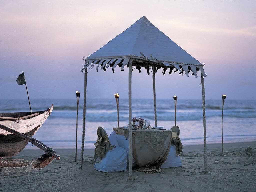 Dónde dormir en Goa