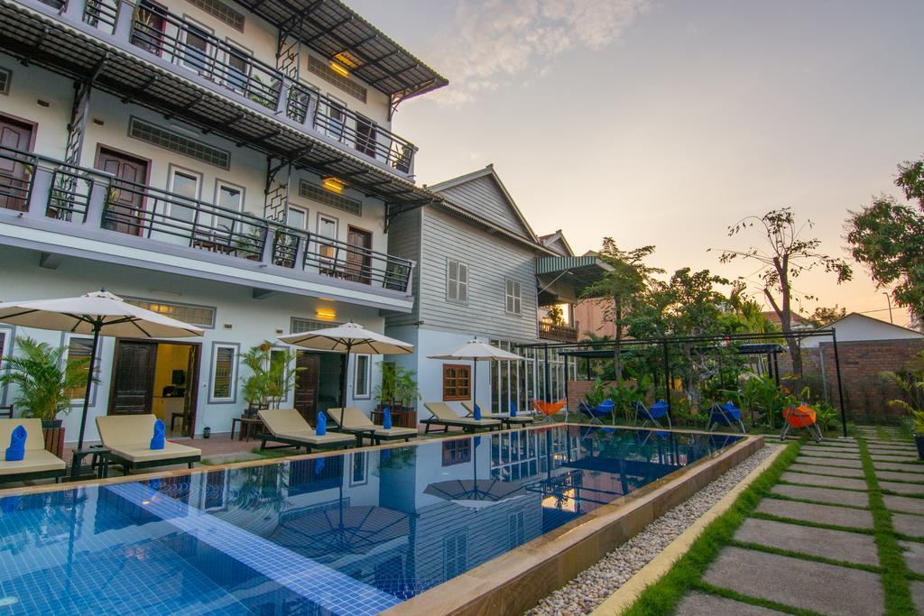 Taphul Village, Siem Reap