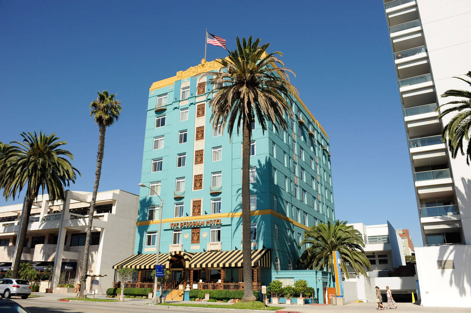 The Georgian Hotel Santa Monica