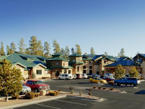Dónde alojarse en el Gran Cañón del Colorado