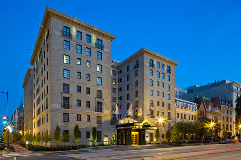 The Jefferson Washington Hotel