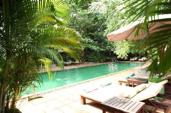 The Kabiki Hotel Phom Penh