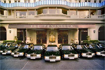 The Peninsula Hotel Hong kong