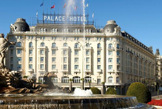 The Westin Palace Hotel Madrid