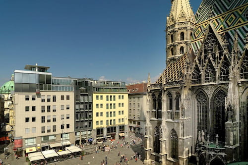 Best area to stay in Vienna