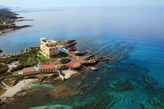 Villa Las Tronas Hotel Sardinia