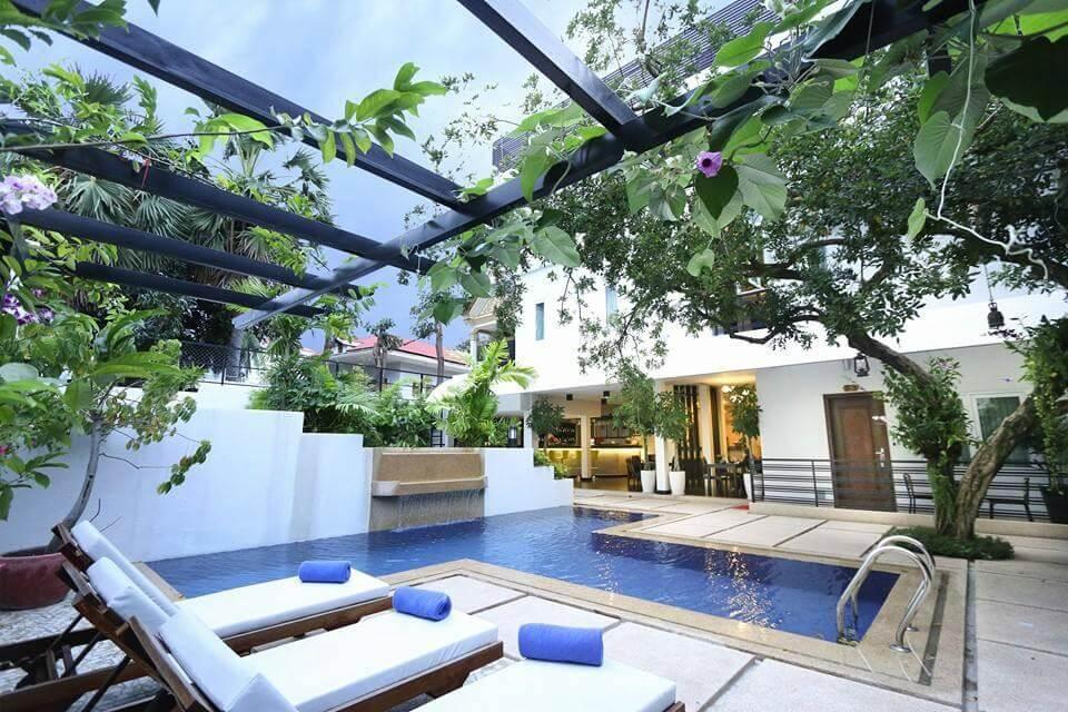 Villa Sovanna Hotel Phnom Penh