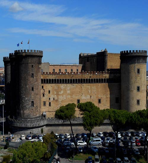 Centro de Nápoles