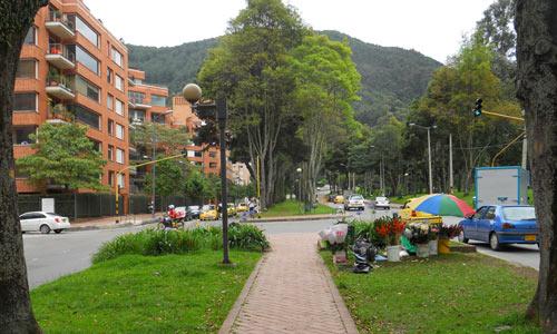 el chico Bogota