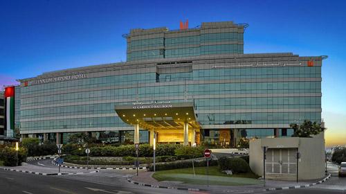 Garhoud, the airport area
