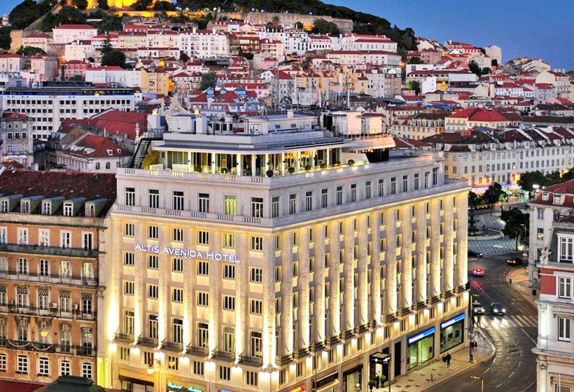 Atlas Avenida Hotel Lisboa