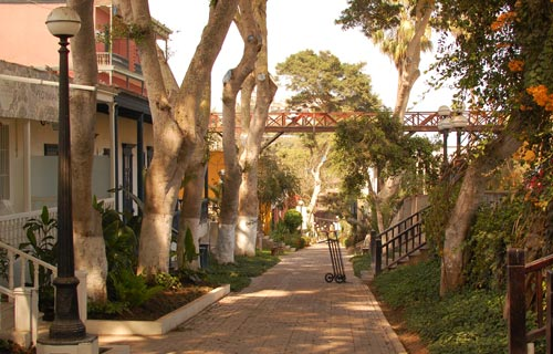 Barranco district lima