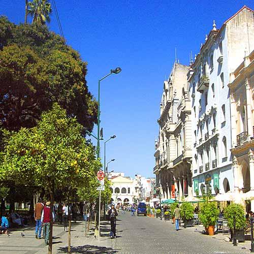 Salta City Centre