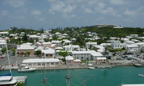 st.george Bermuda