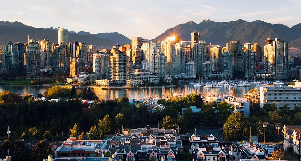 Where to stay in Vancouver