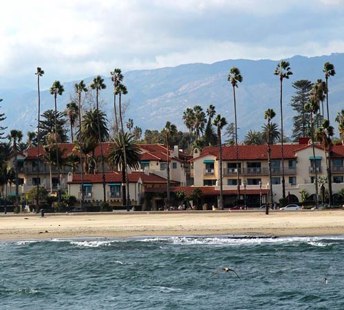 west beach Santa Barbara