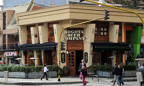 zona rosa Bogota