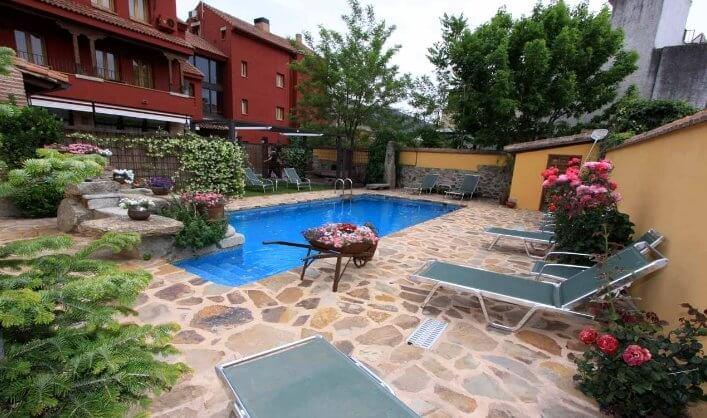 Hoteles con encanto cerca de madrid for Hoteles con encanto cerca de madrid con piscina