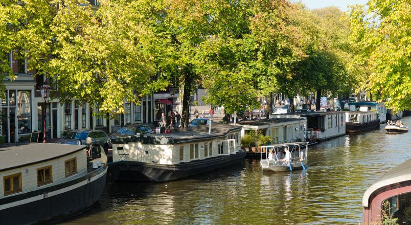 Casa barco en Amsterdam