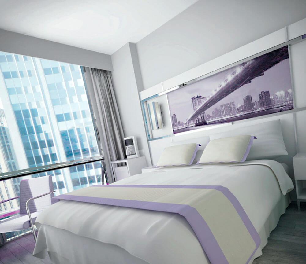 Hotel Riu Plaza New York Times Square, un hotel español en Nueva York