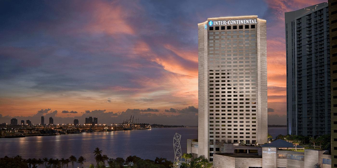 Hotel para cruceros en Miami