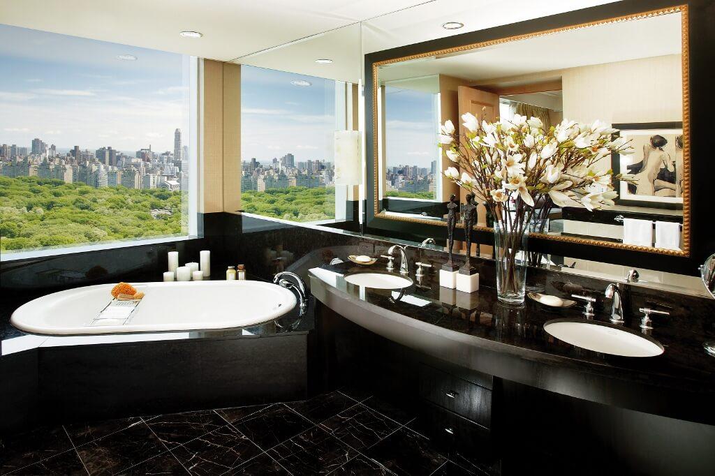 Habitación con vistas a Central Park