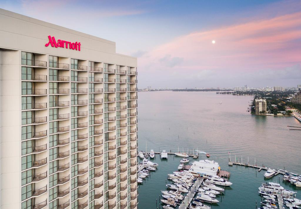 Hotel Marriot Biscayne Bay