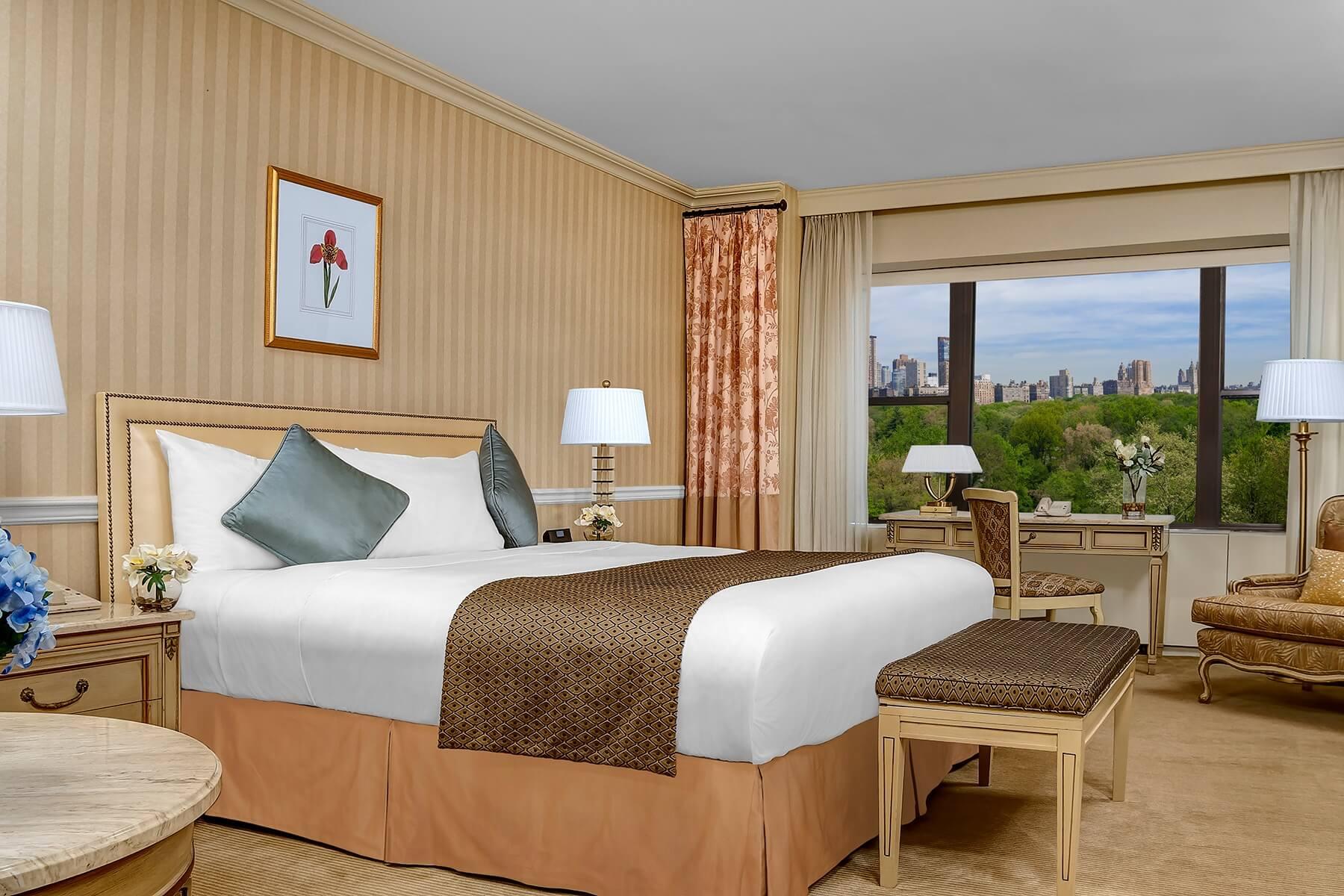 Hotel en New York con vistas a Central Park