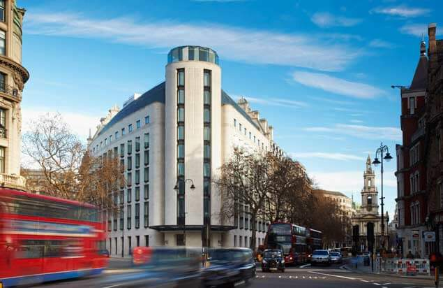 Un hotel de lujo en Londres donde hablan español