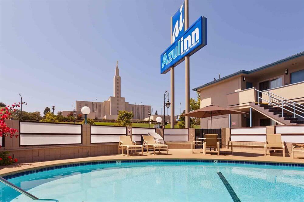 Good Nite Inn West Los Angeles, un motel bueno en Los Angeles y con piscina