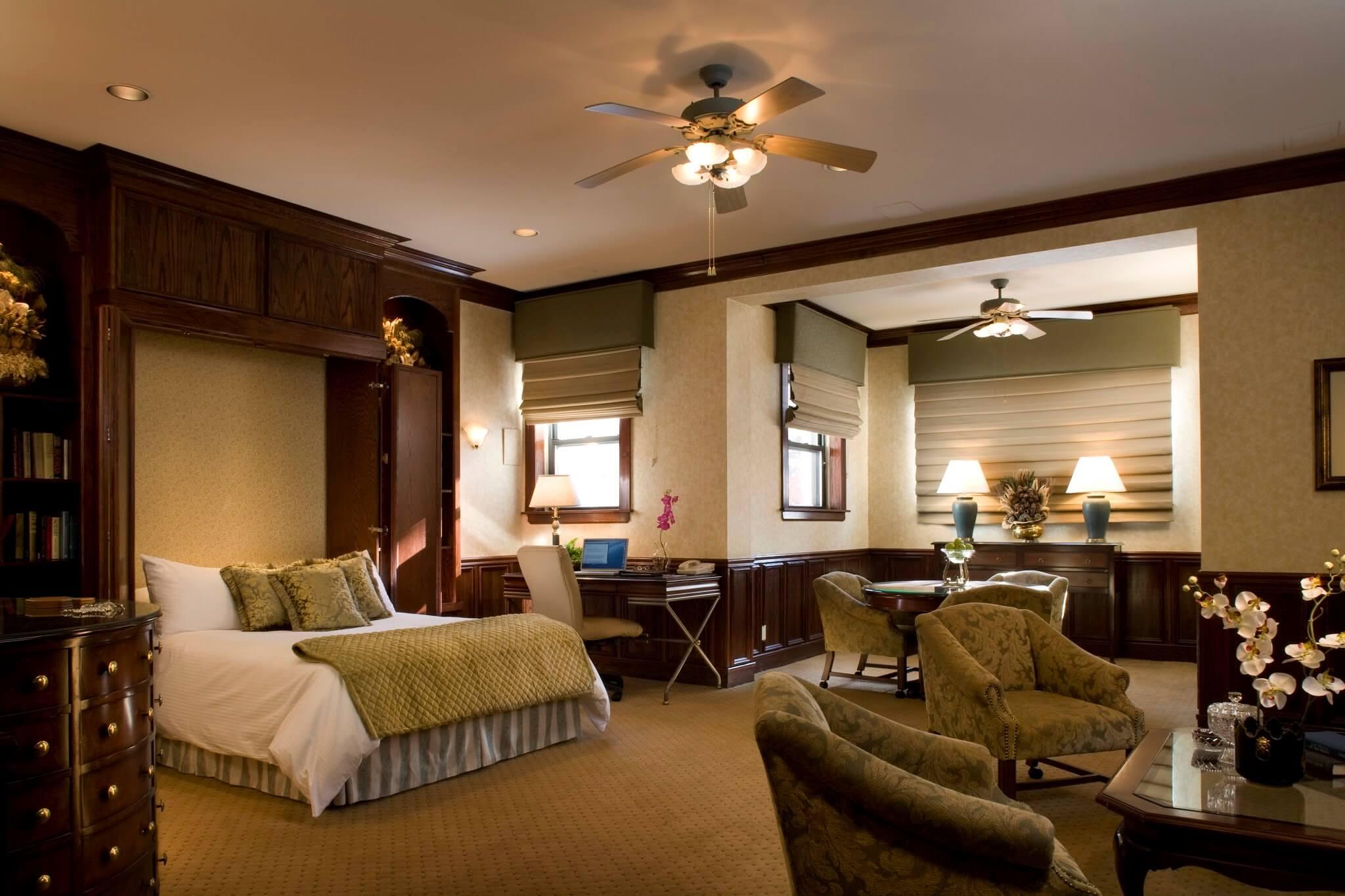 5 hoteles buenos y baratos en chicago for Majestic hotel chicago